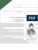 The History of Freemasonry in Turkey