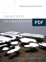 Imagined Globalization by Néstor García Canclini