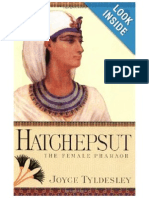 Tydesley, Hatshepsut, The Female Pharaoh