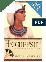 Tydesley, Hatshepsut, The Female Pharaoh