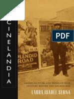 Making Cinelandia by Laura Isabel Serna