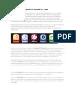 Caracteristicas Del S.O. Debian
