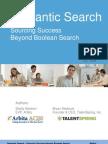 Semantic Searching