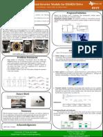 fault tolerant drive module via electromechanical actuation - piezoelectric actuator
