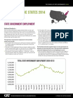 Combined Government Employment