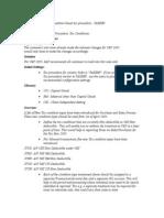 CIN VAT&CST Configuration