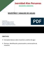 W Muestreo y Analisis de Aguas
