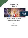 Michael Smith. Ways of the Asatru