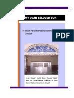 My Dear Beloved Son  (AL GHAZALI)