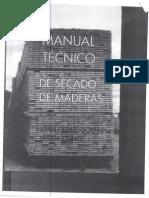 Manual Técnico de Secado de Madera