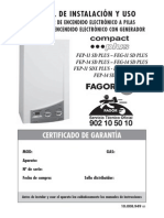 Manual FEP.feg-11.14 Sd.sdx Plus 10.008.949 01