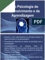Curso de Psicologia Do Desenvolvimento e Da Aprendizagem