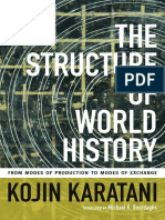 The Structure of World History by Kojin Karatani