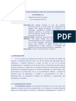 FUNCIÓN DEL CONECTOR DISCURSIVO
