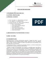 Programa Deontologia 2013