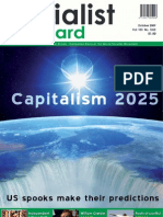 Socialist Standard October 2009