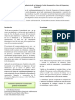 Paper Gestión Documental Diagnóstico Situacional