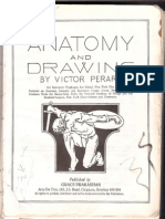 Anatomy Drawing Book