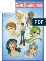 HOW TO DRAW ANIME AND GAME CHARACTERS.pdf