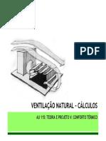 0204 Aula Ventilacao Natural_calculos