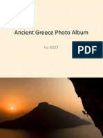 ancient greece photo album