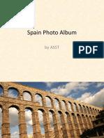 spain photo album
