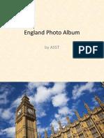 england photo album