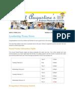 newsletter wk 2 t1