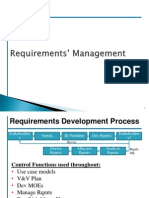 Requirements for Management