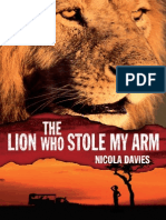 The Lion Who Stole My Arm by Nicola Davies Chapter Sampler