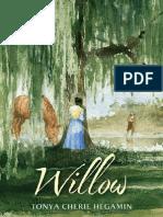 Willow by Tonya Cherie Hegamin Chapter Sampler