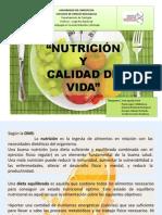 Nutrición y calidad de vida LISTO