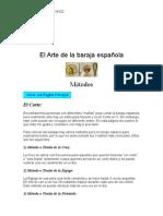 El Arte de la baraja español