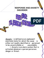 PPT Anxiety Resp