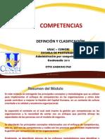 Concepto de Competencia Clase 1