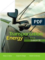 Transportation Energy Data Book