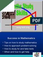 Kaedah Pembelajaran Matematik
