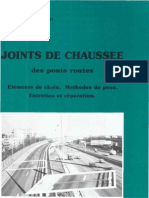 Joints Chaussee