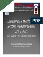 La Influenza a Traves de La Historia y Su Impacto en La Actualidad