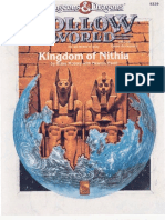 TSR 9339 HWR2 Kingdom of Nithia