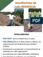 Presentacion REDSEGUA Julio 2013 AMEXCID (1)