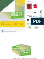 2013-Otis Report on the Creative Economy