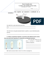 5. Importância do ar para os seres vivos - Teste Diagnóstico (1)