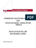 Comprehensive Cognitive-behavior Therapy