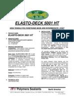 Elasto-Deck 5001 HT TDS