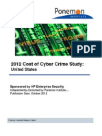 2012 US Cost of Cyber Crime Study FINAL6