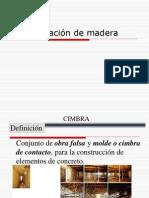 Cuantificacin de Madera