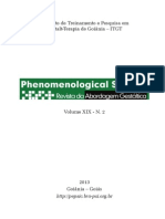 [2013] Phenomenological Studies Revista Da Abordagem Gestaltica 2