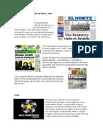 Medios de comunicación en Nuevo  León
