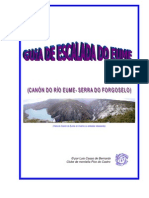 Guia de Escalada Do Eume (La Coruna, Espana) - Luis Casas